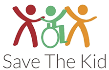 Save The Kid logo 223p